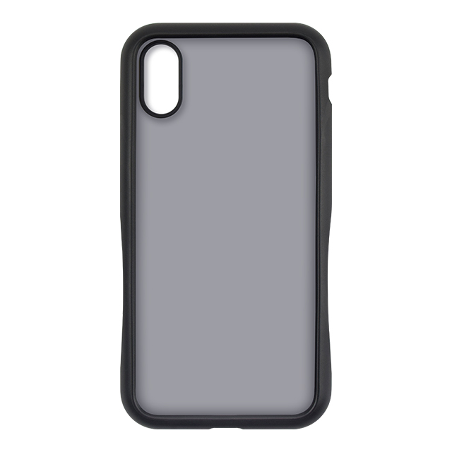 【iPhoneXS/X ケース】HYBRID SLIM CASE for iPhoneXS/X (Black)サブ画像