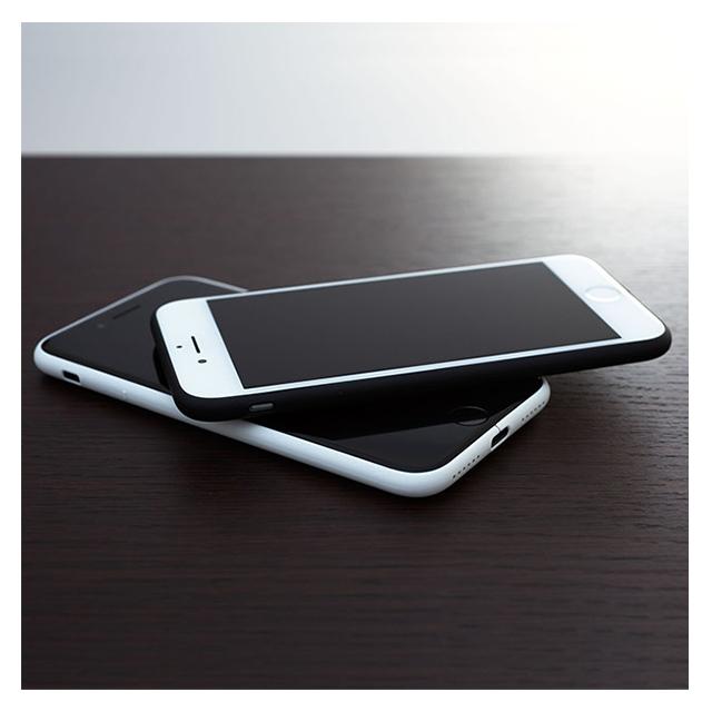 iPhoneSE(第2世代)/8/7 ケース】MYNUS iPhone8 CASE (マットブラック ...