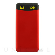 TUNEMAX CAT'S EYE BATTERY 10,000mAh (レッド)