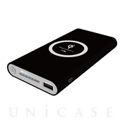 Wireless Charger Power Bank 8000mAh (ブラック)