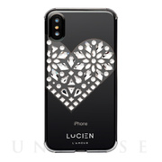 【iPhoneX ケース】L'AMOUR SPECTRUM Case (Black Gold)