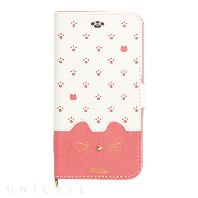 【iPhoneSE(第2世代)/8/7/6s/6 ケース】Minette (Pink)