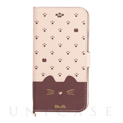 【iPhoneSE(第2世代)/8/7/6s/6 ケース】Minette (Brown)