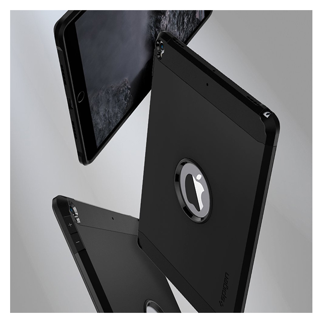 【iPad Pro(10.5inch) ケース】Tough Armor (Black)