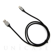 Type-C USB Cable 100cm (Extra strong nylon braided)