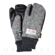 AUZA HARRIS TWEED (GRAY MIX) L