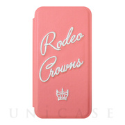 【iPhoneXS/X ケース】RODEO CROWNS インサイド (ピンク)