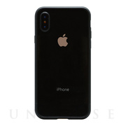 【iPhoneX ケース】METAL BUMPER (ALL BLACK)