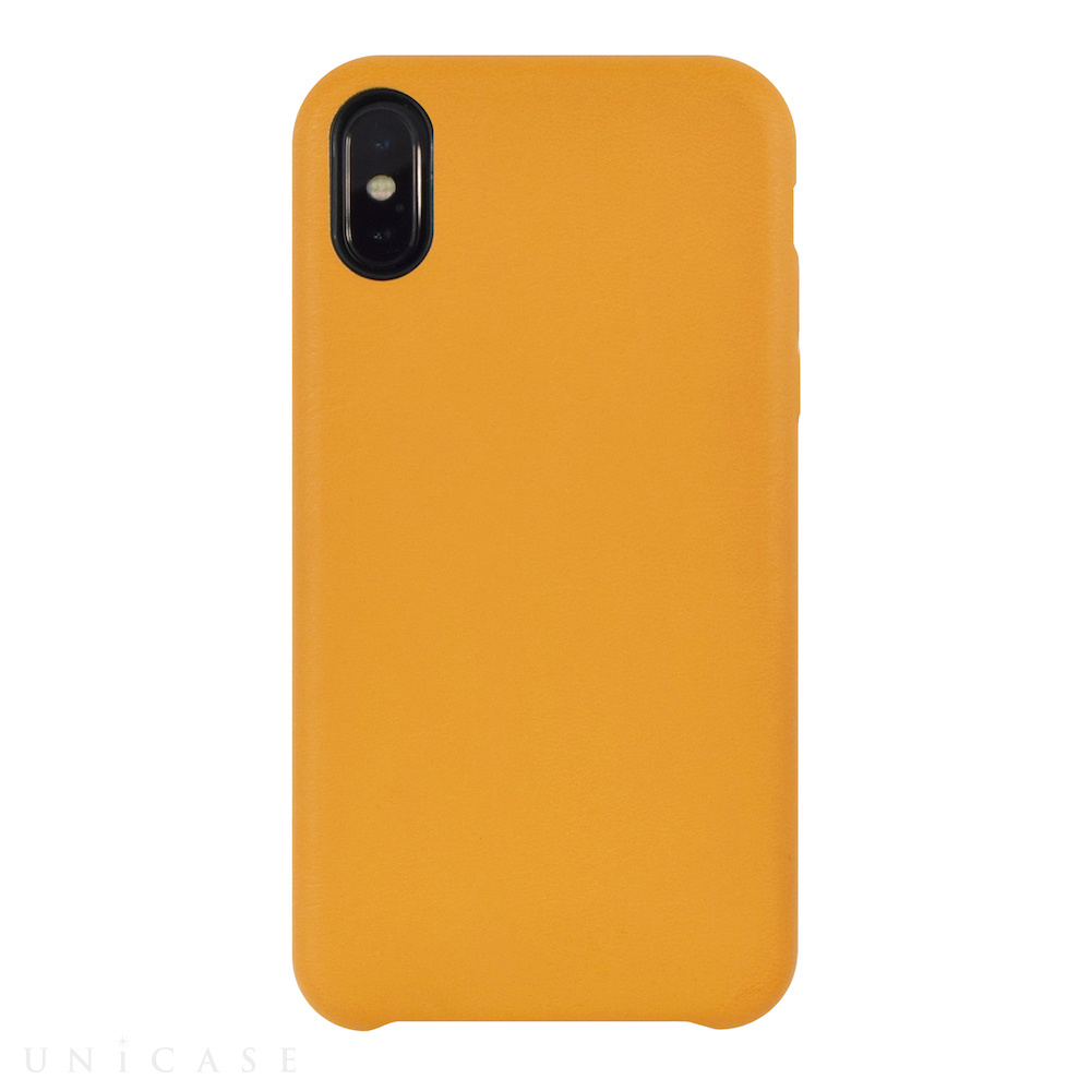 【iPhoneXS/X ケース】TOIRO for iPhoneXS/X(MUSTARD)