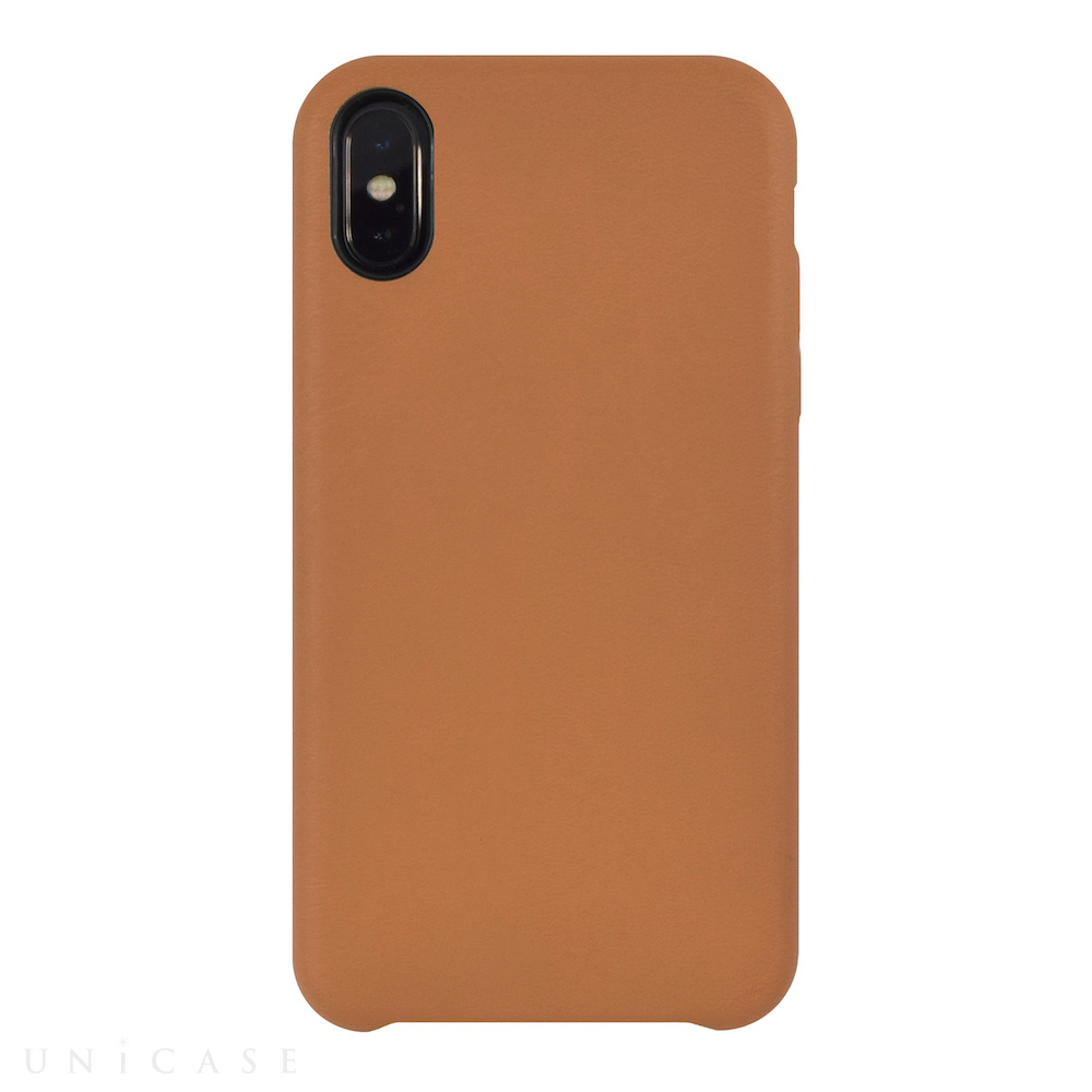 【iPhoneXS/X ケース】TOIRO for iPhoneXS/X(CAMEL)
