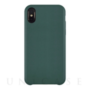 【iPhoneXS/X ケース】TOIRO for iPhoneXS/X(FOREST GREEN)