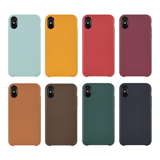【iPhoneXS/X ケース】TOIRO for iPhoneXS/X(MUSTARD)サブ画像