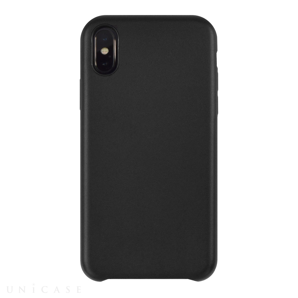 【iPhoneXS/X ケース】TOIRO COOL for iPhoneXS/X(BLACK)