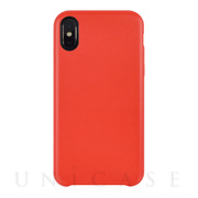 【iPhoneXS/X ケース】TOIRO COOL for iPhoneXS/X(RED)