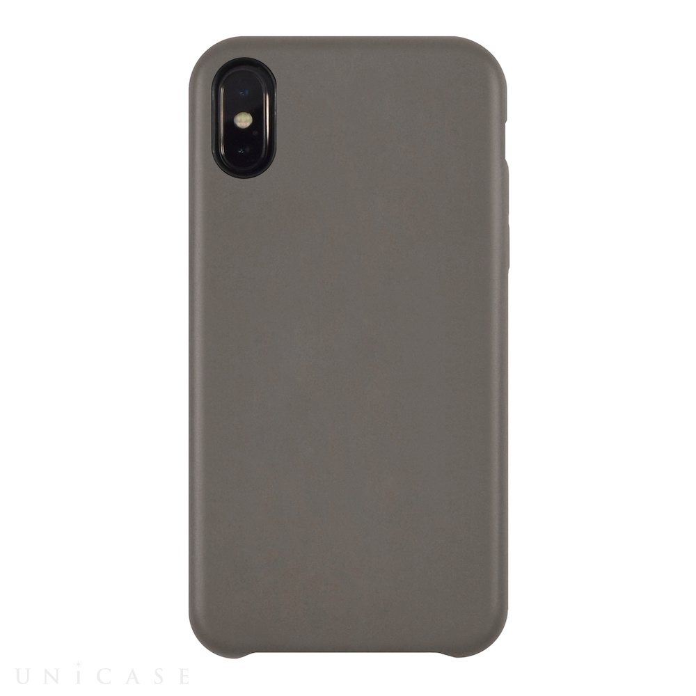 【iPhoneXS/X ケース】TOIRO COOL for iPhoneXS/X(GRAY)
