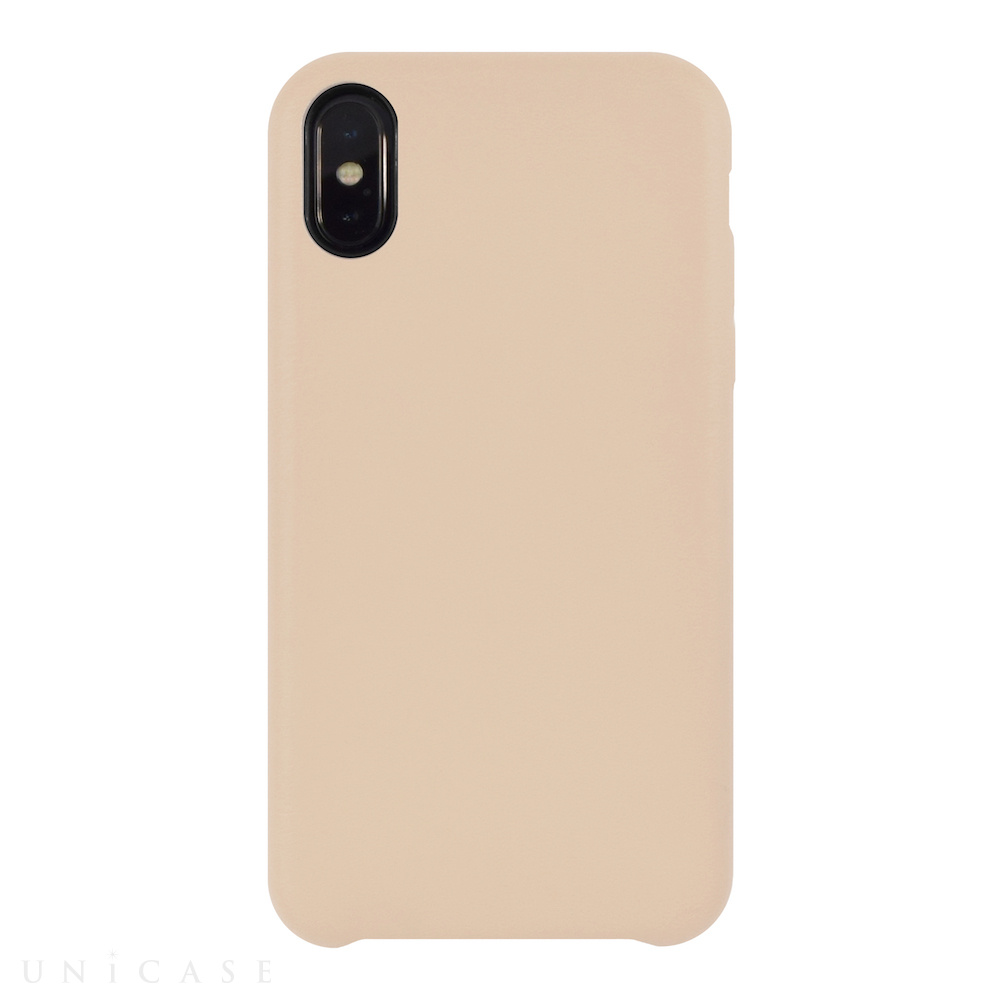 【iPhoneXS/X ケース】TOIRO COOL for iPhoneXS/X(GREIGE)