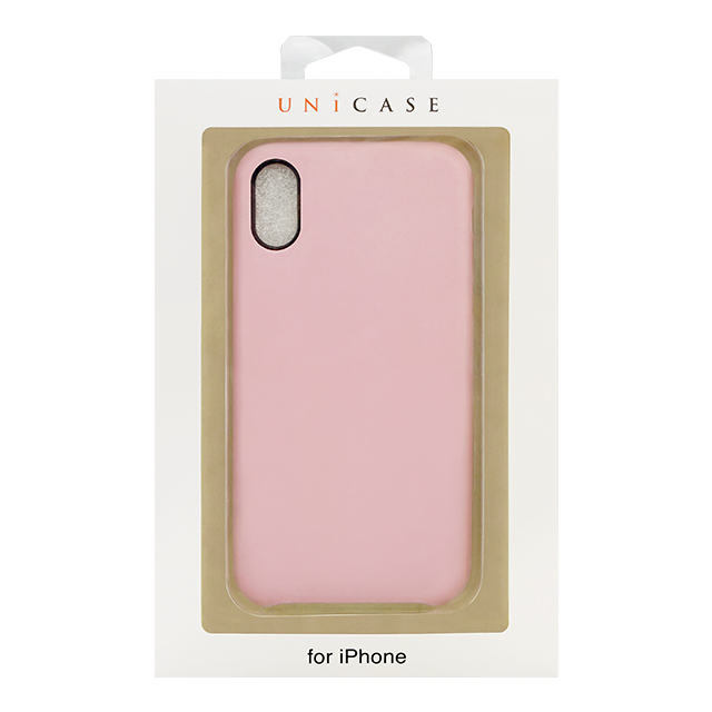 【iPhoneXS/X ケース】TOIRO PASTEL for iPhoneXS/X(PURE WHITE)