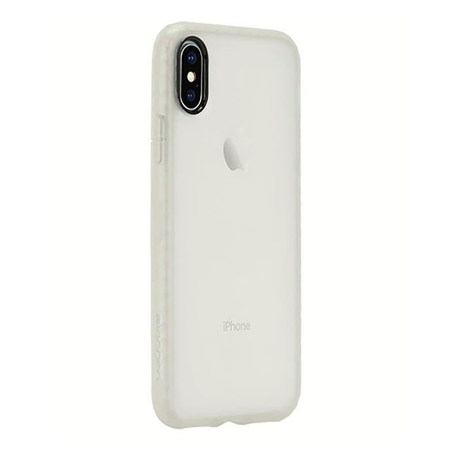 【iPhoneX ケース】Protective Lattice Cover (Clear)