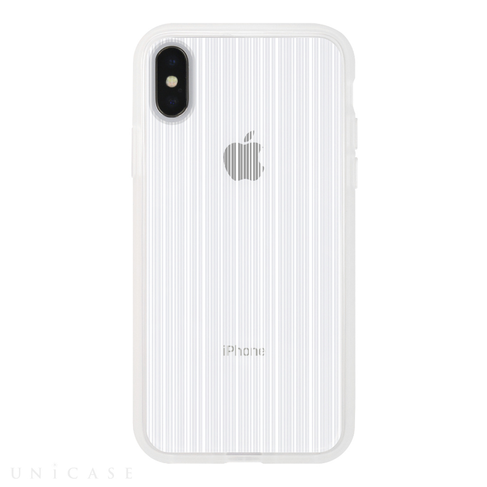 MONOCHROME CASE for iPhoneX