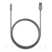 3ft Stainless Steel Lightning Cables (Silver)