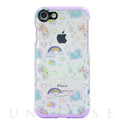 【iPhone8/7 ケース】Case Study Clear Case (Unicorns)