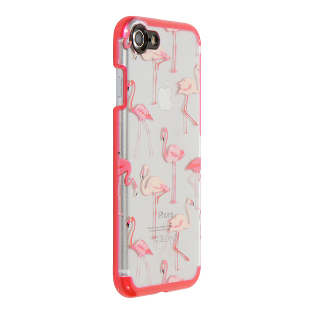 【iPhone8/7 ケース】Case Study Clear Case (Flamingo)サブ画像