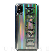 【iPhoneXS/X ケース】Liquid Glitter Case (Dream)