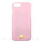 【iPhone8/7/6s/6 ケース】Phone Case (Paris Bubble Pink Silk)