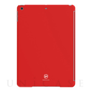 【iPad(9.7inch)(第5世代/第6世代) ケース】Basic Case (Red)