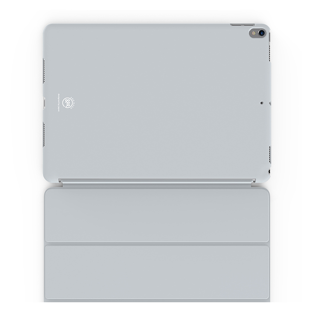 【iPad Pro(10.5inch) ケース】Basic Case (Mist Blue)サブ画像