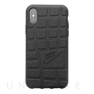 【iPhoneX ケース】NIKE ROSHE PHONE CASE (ブラック)