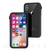 【iPhoneXS/X ケース】Catalyst Impact Protection case (ブラック)