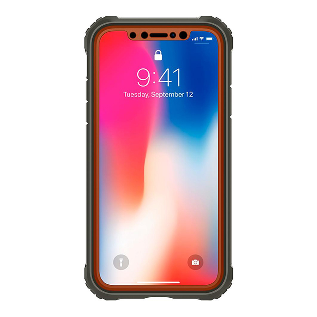 【iPhoneX ケース】Pro Guard (Army Green)サブ画像