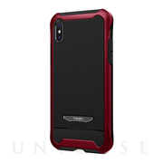【iPhoneX ケース】Reventon (Metallic Red)