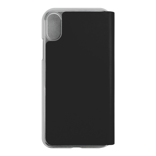 【iPhoneXS/X ケース】SIMPLEST COWSKIN CASE for iPhoneXS/X (BLACK)サブ画像