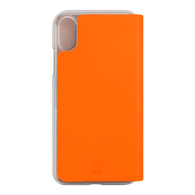 【iPhoneXS/X ケース】SIMPLEST COWSKIN CASE for iPhoneXS/X (ORANGE)goods_nameサブ画像