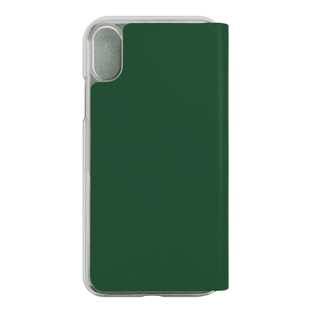 【iPhoneXS/X ケース】SIMPLEST COWSKIN CASE for iPhoneXS/X (GREEN)サブ画像