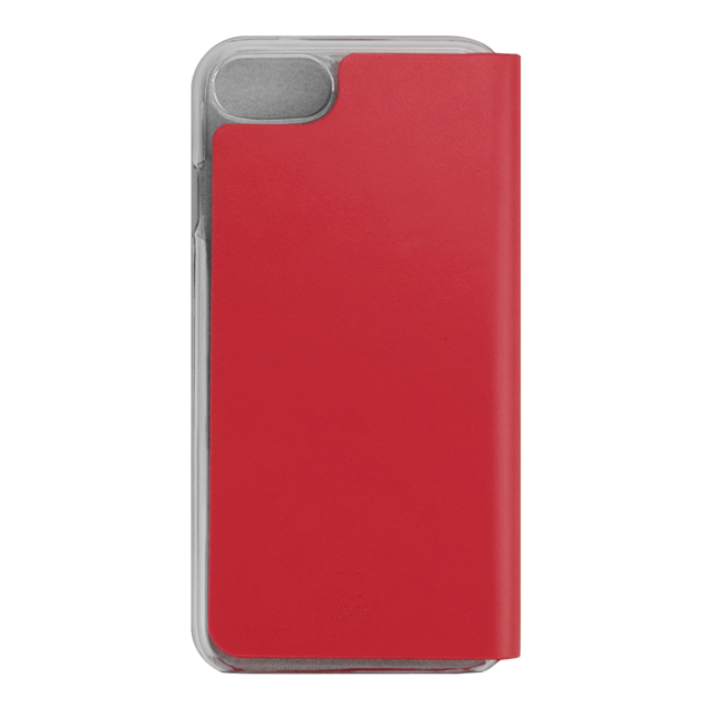 【iPhone8/7 ケース】SIMPLEST COWSKIN CASE for iPhone8/7(RED)サブ画像