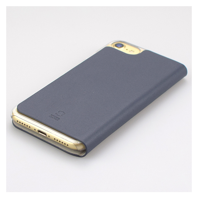 【iPhone8/7 ケース】SIMPLEST COWSKIN CASE for iPhone8/7(NAVY)