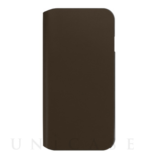 【iPhoneSE(第2世代)/8/7 ケース】SIMPLEST COWSKIN CASE for iPhoneSE(第2世代)/8/7(NICOTINE)