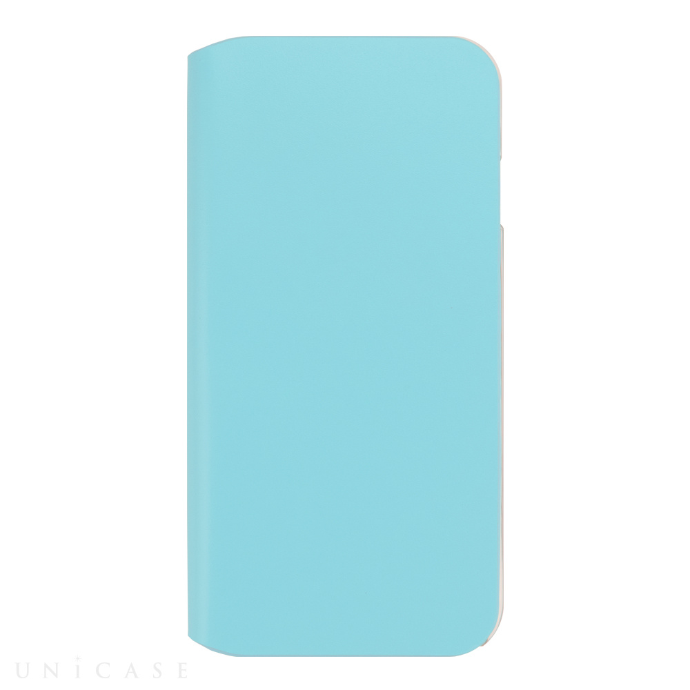 【iPhone8 Plus/7 Plus ケース】SIMPLEST COWSKIN CASE for iPhone8 Plus(SKYBLUE)
