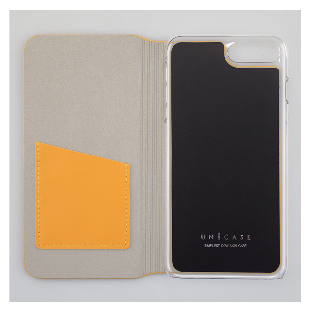 【iPhone8 Plus/7 Plus ケース】SIMPLEST COWSKIN CASE for iPhone8 Plus(GREEN)サブ画像