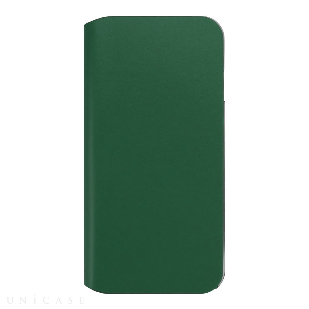 【iPhone8 Plus/7 Plus ケース】SIMPLEST COWSKIN CASE for iPhone8 Plus(GREEN)