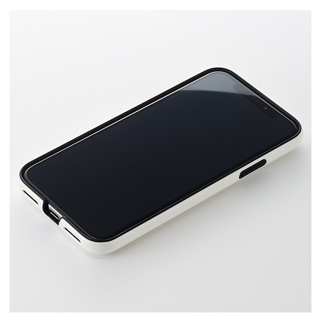 【iPhoneX ケース】ZERO HALLIBURTON Hybrid Shockproof case for iPhone X(SILVER)サブ画像