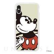 【iPhoneX ケース】Disney Character / iPhone CASE for iPhoneX (Vintage Mickey)