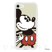 【iPhone8/7 ケース】Disney Character / iPhone CASE for iPhone8/7 (Vintage Mickey)