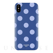【iPhoneX ケース】Polka PU Leather Ba...