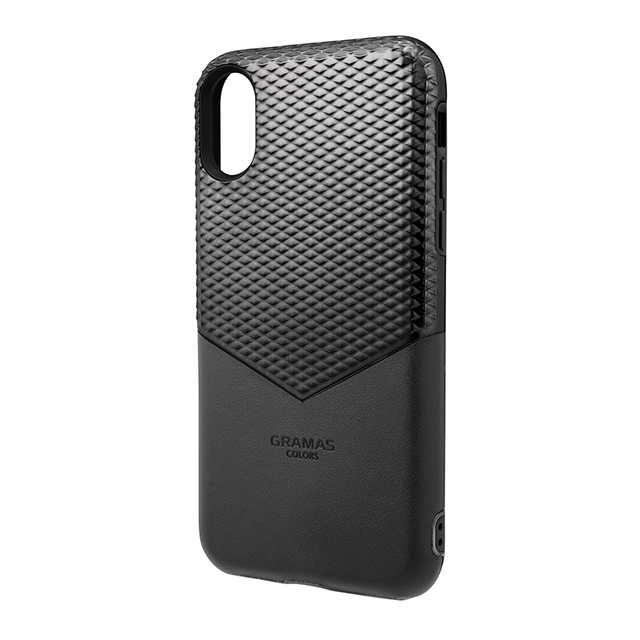 "【iPhoneXS/X ケース】""Edge"" Hybrid Case (Black)goods_nameサブ画像"
