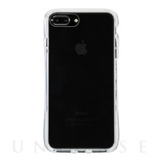 【iPhone8 Plus/7 Plus ケース】Glass Hybrid Clear Case (Clear)