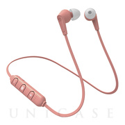 Madrid Bluetooth earphones (Pink)